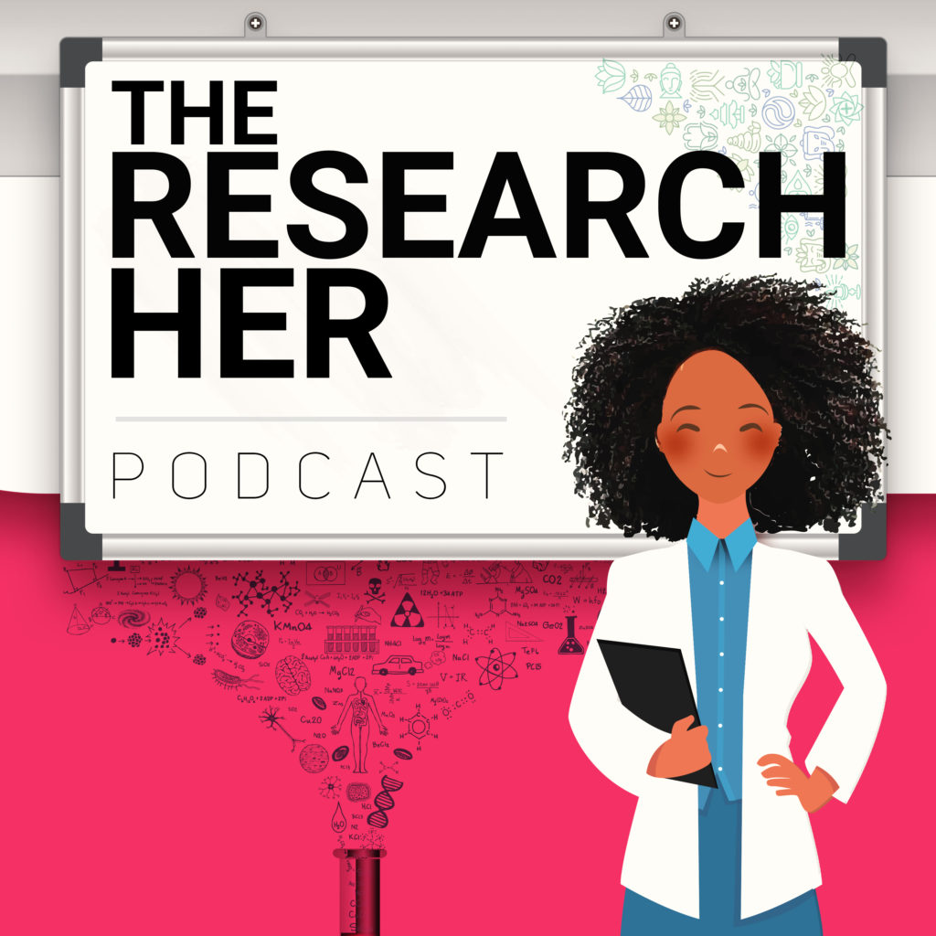 WELCOME TO THE FIRST OFFICIAL EPISODE OF THE RESEARCH HER PODCAST