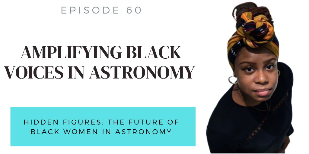 60. Amplifying Black Voices in Astronomy